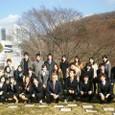 2010年ゼミ卒業記念アルバム写真